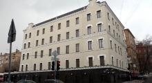 Жилой дом с подземной автостоянкой, ул.Рочдельская, д.14